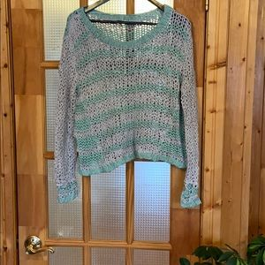 Free people sweater, size s